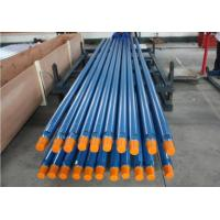 Quality Engineering Drilling / Mining Drill Steel Pipe High Strength Steel Material for sale