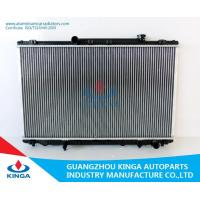 China Plastic Water Tank Toyota Aluminium Car Radiators For CAMRY 92 - 96 SXV10 on sale