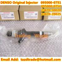 Quality DENSO Original /New Injector 095000-075# /095000-0751 /095000-075023670-30020 /23670-39025 for sale