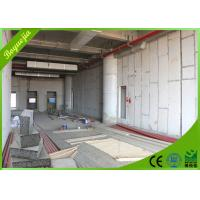 China EPS Concrete Cement Sandwich Partition Wall Panels Prefabricated Homes CE on sale