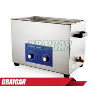 Quality 600w Heat & Timer Ultrasonic Cleaners 30L PS-100 for Auto Parts Cleaning Equipments for sale
