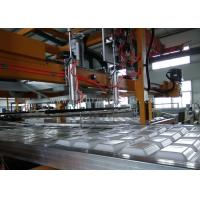Quality Retail Items PS Foam Plate Machine , Disposable Food Container Making Machine for sale