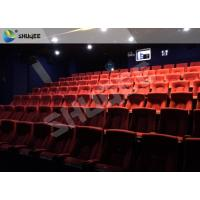 Quality Easy Installation Special Effect 4D Movie Theater Cinema Equipment For Shopping Mall for sale
