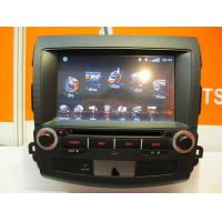 China Car DVD GPS Player for Mitsubishi Outlander Xl/Ex, Rockford Digital Audio System Supported on sale