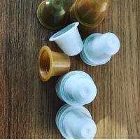 Quality Plastic Nespresso Coffee Capsules,  PP Empty Coffee Capsule Cups for sale