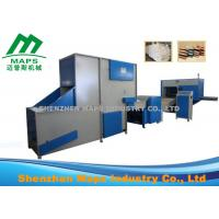 Quality Pillow Filling Machine With Polyester Fiber Short Fiber /  Fiber Stuffing Machine for sale