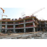 Slab & Wall Building Formwork , steel column formwork for Tasameem Residential Tower for sale