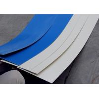 Quality 1.0 Meters Width Flat Plastic Roofing Sheets White Film Soft Waterproof Frosted Pvc Sheet for sale