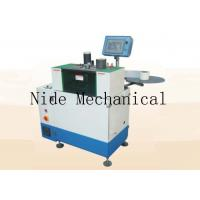 Buy Automation Slot Insulation Paper Inserting Machine For Induction Motor Stator at wholesale prices