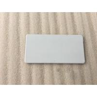 Quality Waterproof PVDF Aluminum Composite Panel 2000 * 3600 * 4mm With 0.50mm Alu Thickness for sale