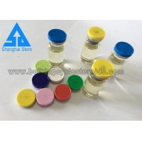 Quality Vials Top Customized Custom Vial Labels Logo Embossed For Anabolic Vials And Bottles for sale