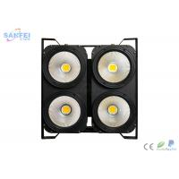 Quality 4 Eyes LED Par Stage Lights With Dmx 512 Control Warm White Color for sale