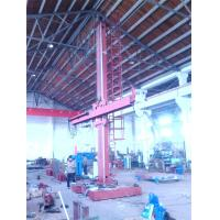 Quality Automatic Tank Circle Seam Welding Manipulators Column And Boom With Seam Tracker for sale