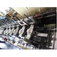 Quality Galvanized Metal Roll Forming Machines / Pallet Rack C Z Purlin Roll Forming Machine for sale