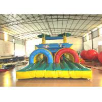 Quality Classic Inflatable Obstacle Course Inflatable Obstacle Course Outdoor Games for sale