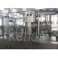 Quality Full Automatic Water  Bottle Filling Machine Packing Machine 500ml for Glass/PET Bottle for sale