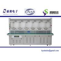 Quality Fully automatic meter test benches for testing single phase and three phase energy meters HS-6303 mode 0.05% accuracy for sale