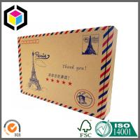 Quality Standard Size Color Paper Mailing Envelope; Custom Print Color Paper Envelope for sale