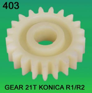 Quality GEAR TEETH-21 FOR KONICA R1,R2 minilab for sale