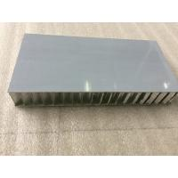 Buy Waterproof Aluminium Honeycomb Sandwich Panel / Lightweight Honeycomb Panels  at wholesale prices