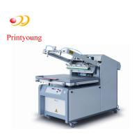 Quality Semi - Automatic Paper / Label Silk Screen Printing Equipment 380V 3kw for sale