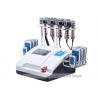Zerona Lipo Laser Cavitation Machine , Non Invasive Laser Lipo Machine For Fat Reduction for sale