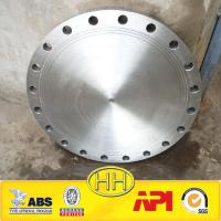 Quality Duplex Forged Steel ASTM A182 F51 Blind Flanges for sale