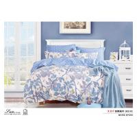 Quality Disperse Printing Cotton Polyester Bed Set King Size / Queen Size / Full Size for sale