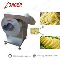 Quality Potato Cutting machine Automatic Potato Cutting Machine Commercial Potato Cutting Machine Fruit and Vegetable Cutter for sale