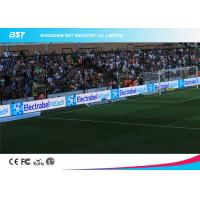 Quality Wall Mounted Soccer DIP Stadium Perimeter Led Display / Baseball Field Advertising for sale