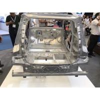 Buy 6063 T5 Welding Aluminum Parts for Traffic Tools / Automobiles Frame at wholesale prices