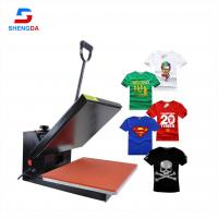 Quality New design CE approvaled heat press machine T- shirt printing machine for sale