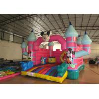 Quality Mickey Mouse Kids Inflatable Bounce House 4.5 X 5 X 3.5m For 3 - 15years Old Children for sale
