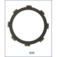 Motorcycle clutch parts plates , motorcycle spare parts for Honda EX5 for sale