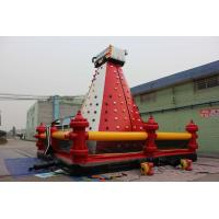 Quality Commercial Fire Truck Climbing Wall for sale