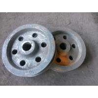 Quality 42CrMo4 Heat Treatment Alloy Steel Castings for Stacker Travelling Wheel for sale