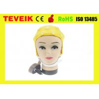 Quality Medical EEG hat, Tin electrode,32 leads eeg cap with DB25 pin connector for eeg machine for sale