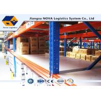 Quality Customized Adjustable Pallet Warehouse Racking System For High Capacity Storage for sale