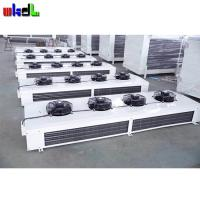Buy Dual discharge air cooling coil evaporator for mango cold room at wholesale prices