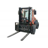 Quality 3 Ton 3.5 Ton 4WD All Terrain Forklift / Compact Rough Terrain Forklift for sale