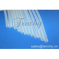 Buy cheap Soft Medical Grade Silicone Tubing Aging Resistance , Low Temperature Resistance from wholesalers