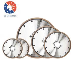 Quality 11V9 diamond resin bond grinding wheel/ cup grinding wheel/cbn grinding tools for PCD&PCBN for sale