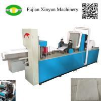 Buy cheap Hot sale full automatic napkin tissue paper making machine price from wholesalers
