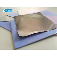 Quality Heatsink Silicone Rubber  Thermally Conductive Material Thermal Insulation Conductive Pad for sale