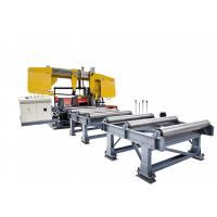 Quality Band Sawing Machine for Cutting Beams Used in Steel Structure Industry for sale
