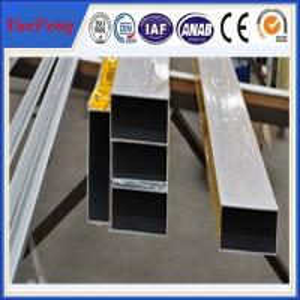 Quality aluminium profile manufacturer,extrusion profile aluminium tube/custom aluminium tubes OEM for sale
