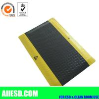 Quality PVC Top, EPDM in middle layer, rubber bottom Cleanroom Anti-fatigue Mat for sale