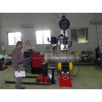 Quality Automatic Elbow Pipe Welding Machine With Movable Support Turning Roller for sale