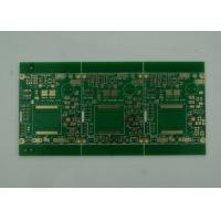 Quality ENIG Finish 4 Layer FR4 PCB Fabrication Service 1 OZ Copper / Aluminum PCB Board for sale
