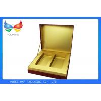 Quality Food Grade Cardboard Paper Cigarette Boxes Recycled Materials , Foil Stamping for sale